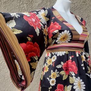 Rose Dimple Dress Size M